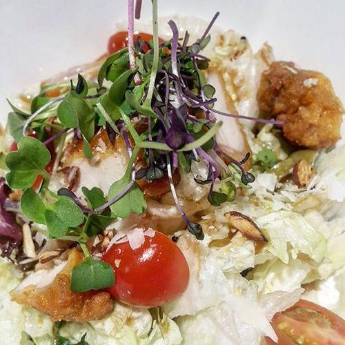 먹스타그램 먹방 먹부림 이춘복스시 샐러드 오미카세