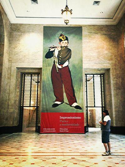 Exposição Impressionismo Ccbbrj