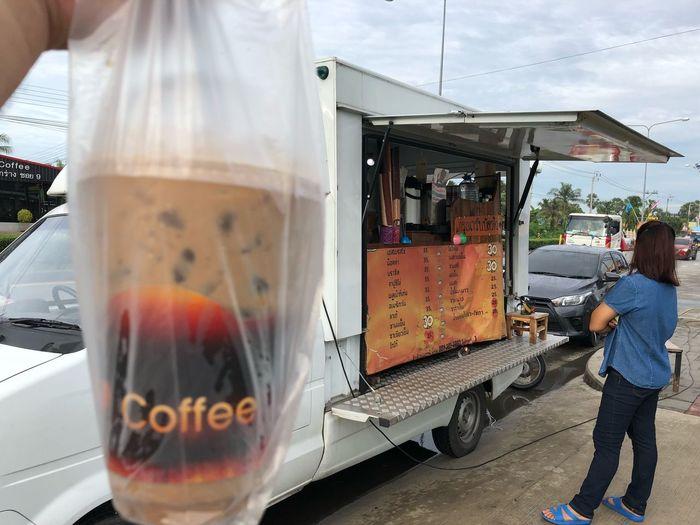 Waiting Coffee