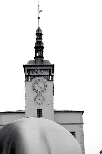 Kromeriz Architecture Cityscapes Landscape Town Hall Radnice