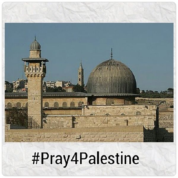 Pray4palestine ALAQSA .