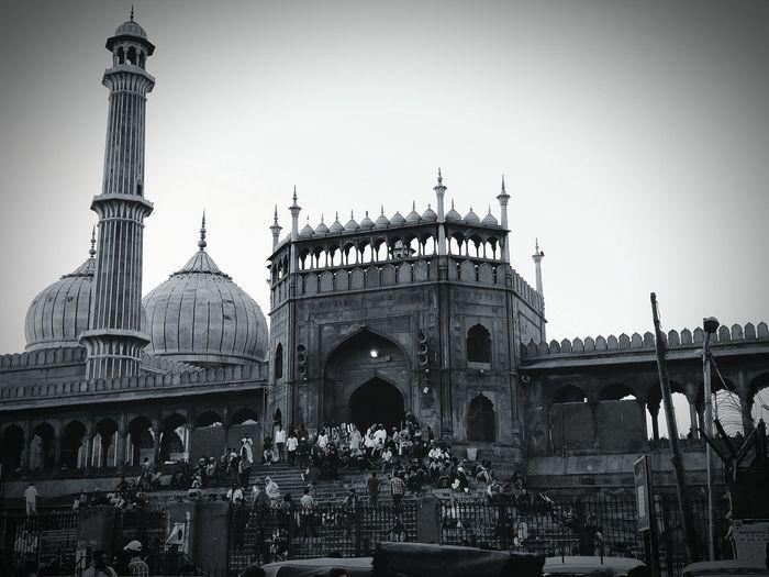Jama Mosque Old Delhi New Delhi,india Hindustan First Eyeem Photo