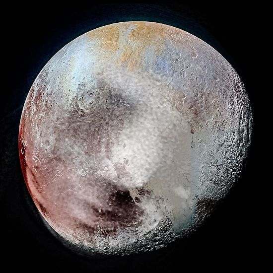 Is Pluto Dying? My Optic Nerve Photographic Approximation OpenEdit The Future Is Now...but Not Expected This Way