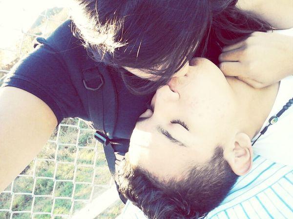 Her Kisses <3 .