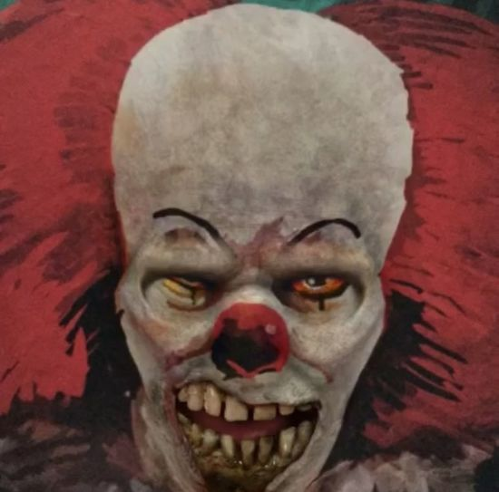 https://youtu.be/IzC3ZZyC5Go The Impurist Clownlove Pennywise Stephen King's IT Zombiefied Dark Edits  Nightmares And Dreamscapes Everyday Is Halloween Bizarre Evil Horror Faces Of EyeEm Portraits Of EyeEm Movie Picture You'll Float, Too