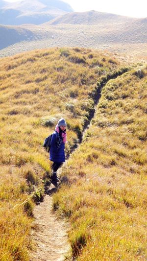 Somewhere down the road. Open Edit Trekking Mt.pulag Enjoying Life Photography Benguet