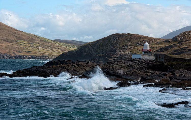 Maritime Marítim Lighthouse Lighthouse_lovers Lighthouses Lighthouse_captures Lighthouseview Ocean Ocean View Ocean Views Ireland Ireland🍀 Landscape Landscapes Buildings Building Coast Coastline Coastlines Coastline Landscape