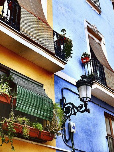 Casa Balcony SPAIN Walking Around The City  Mediterranean  Streetsofvalencia Artistic