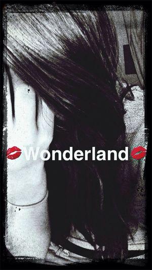Wonderland is where I belong? Yaaassssss
