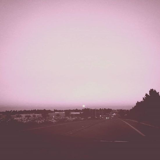 Overlooking the city Citynights Citynight Moon Sundown Windowsrolleddown