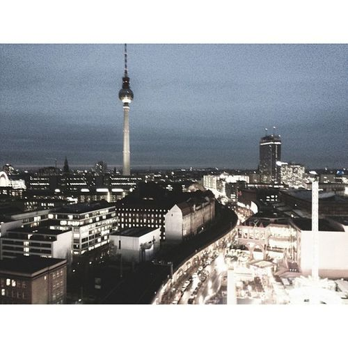 On Top of the World. #berlin #alexanderplatz #weihnachstmarkt Berlin Alexanderplatz Weihnachstmarkt