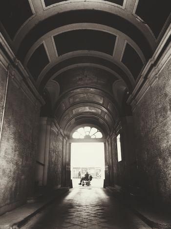 Old Hallways Dark Visions Light And Shadow The Storyteller - 2014 Eyeem Awards Break The Mold