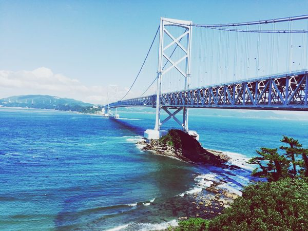 Naruto Uzumaki Tokushima_Japan Bridge