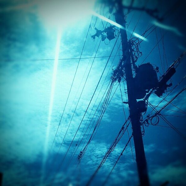 #powerline #electricline #sky #cloud Sky Cloud Powerline Electricline