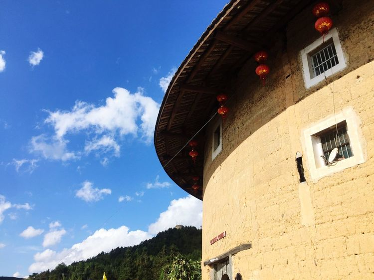 Ancient Architecture Tulou Clouds And Sky Check This Out