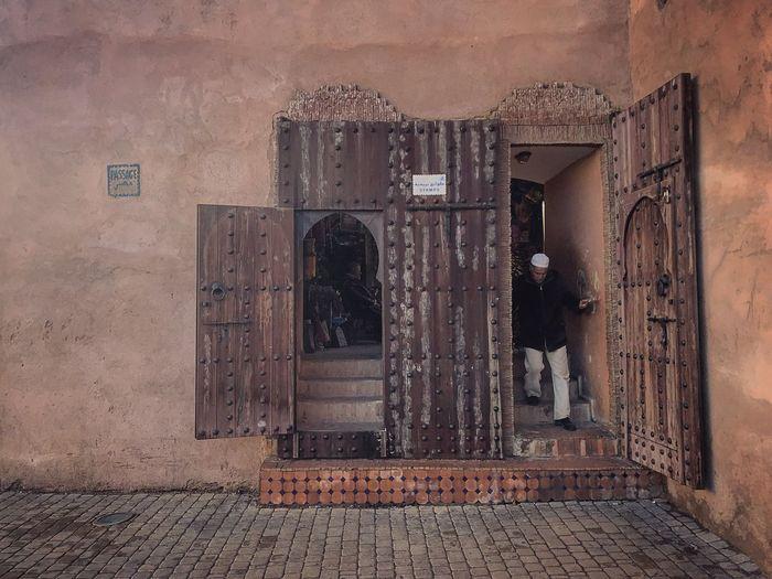 Old Door Street