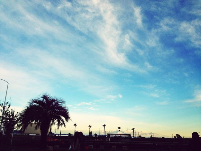 Walking Sky Enoshima