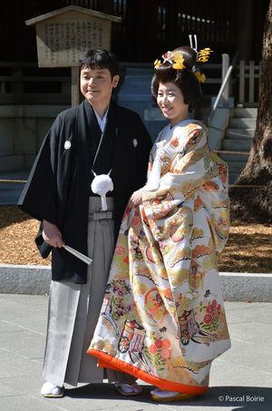 Beautiful People History Japanese Wedding Kimono Period Costume Traditional Clothing:Japan]:Wedding] Japan Photography Japanese Style