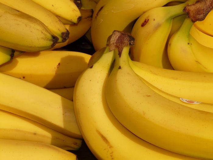 Abundance Backgrounds Banana Close-up Food Food And Drink For Sale Freshness Fruit Full Frame Group Of Objects Healthy Eating Indoors  Large Group Of Objects Market No People Retail  Ripe Still Life Wellbeing Yellow