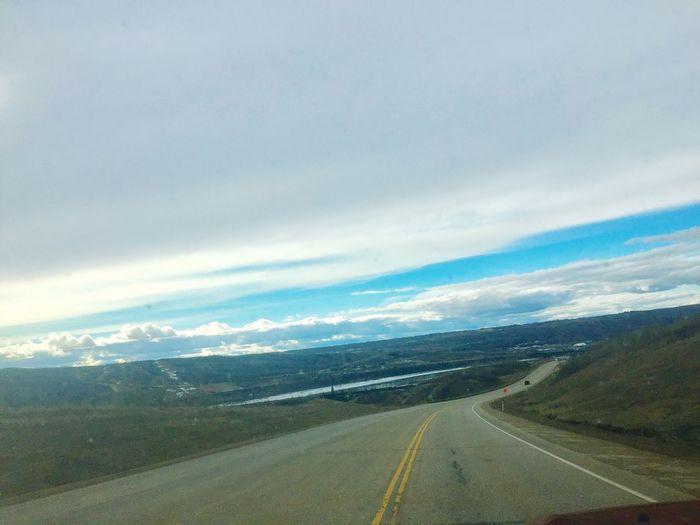 Driving Alberta