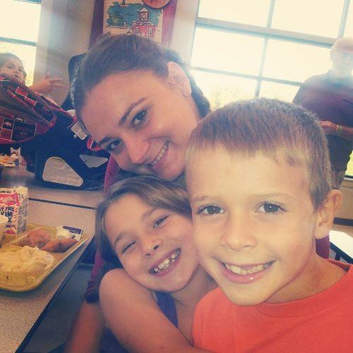 Myfamily Littlecuzin MyGIRL Parentsday lincolnschool