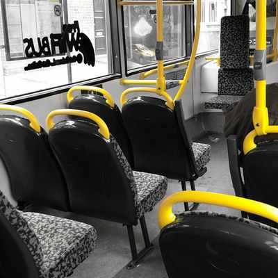 A hint of yellow on the 192. Bus Stagecoach Camera360 Igersmcr
