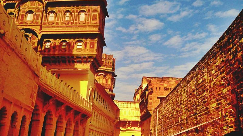 Mehrangarh fort Rajasthan Mehrangarhfort Scenic HD Live For The Story Fort Heritage Cultural Ancient Historic
