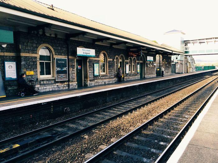 South Wales. UK. Loveley place. Public Transportation