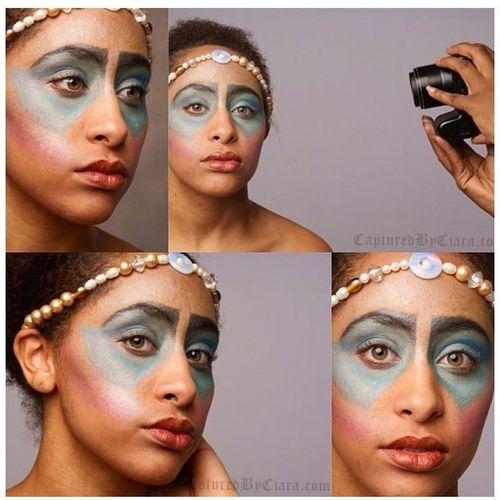 #modeling #takingphotos #makeup #warrior #model #princess #fashion #jewelry