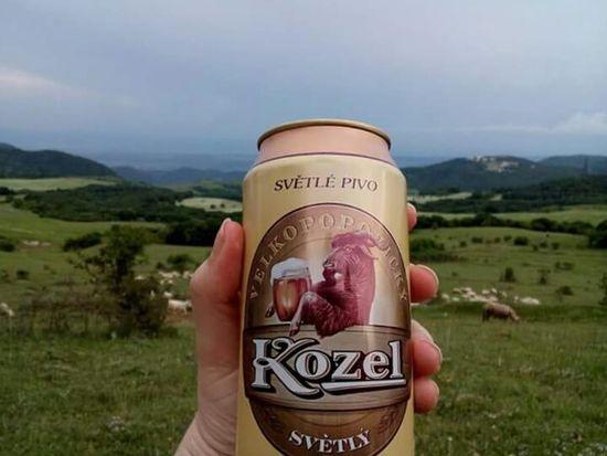 love beer 🍺🍻❤ Beer Lovers Beer Kozel Beer Nature