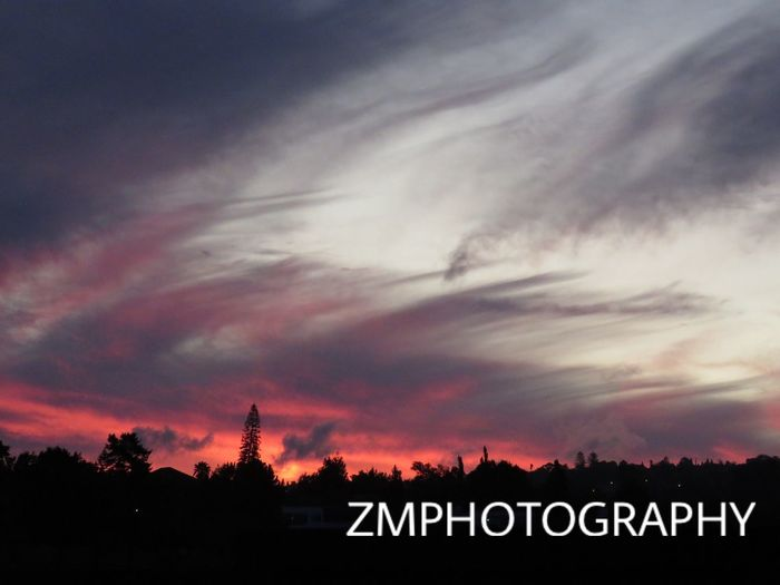 Sunset In Africa South Africa ZMPHOTOGRAPHY