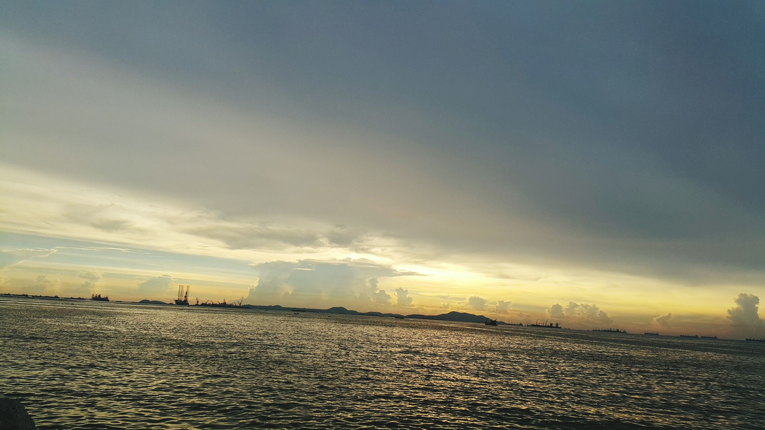 beach, sea, sky, water, sand, scenics, shore, tranquil scene, sunset, tranquility, beauty in nature, cloud - sky, horizon over water, nature, idyllic, cloud, outdoors, cloudy, coastline, sunlight