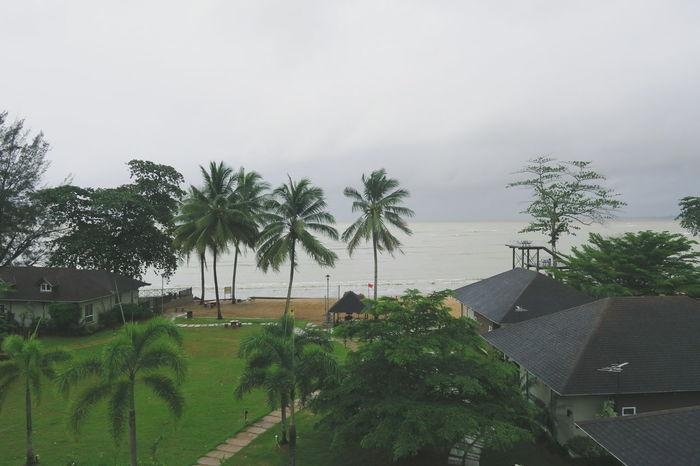 Short vacation. Beach Resort Getaway  Relaxing Sarawak Lundu Colour Of Life