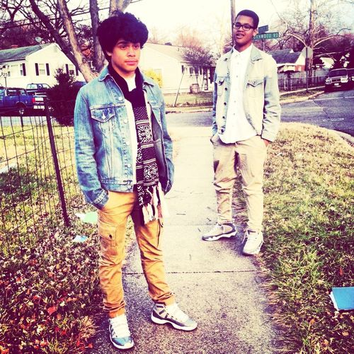 Me & My Boyy