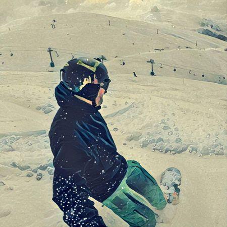 Riding Is The Reason Burton Snowboards Burton Custom Cerro Catedral Bariloche Patagonia Argentina Snow Winter Snowboarding