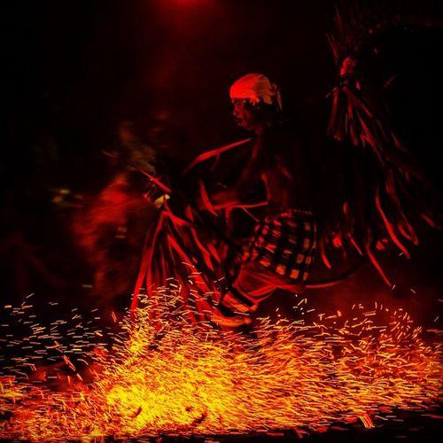 Trance dance Bali, Indonesia Bali Balinese Amazing People Fire Dance Travel Photography INDONESIA