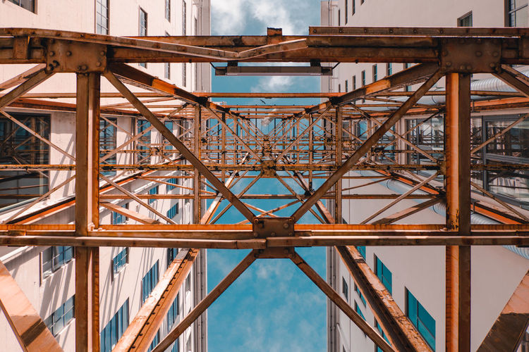 DesignbyNas Photographer Metal Strijp-s Rusty Architecture Built Structure Sky No People Day Industry Outdoors Steel Philips
