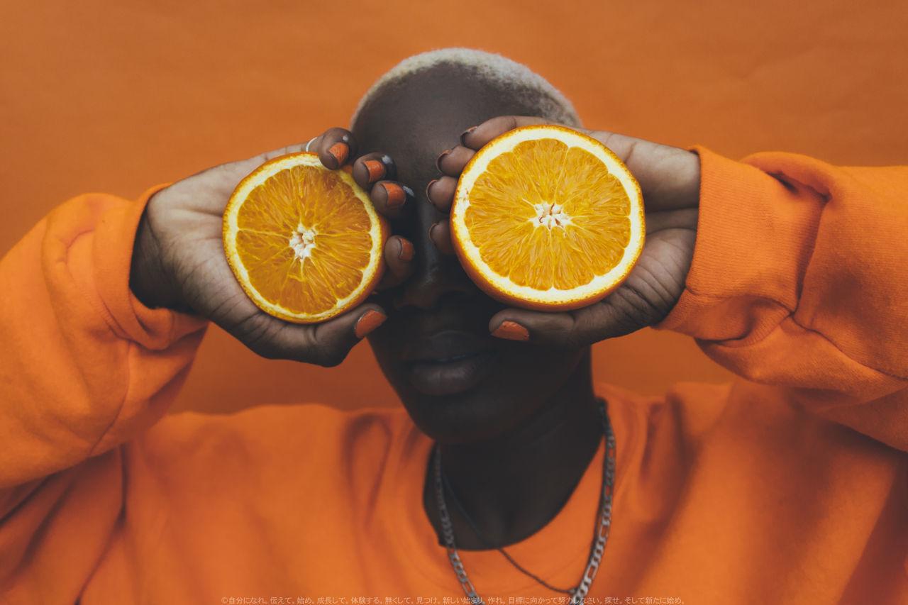 fruit, citrus fruit, orange - fruit, healthy eating, holding