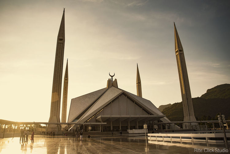 First Eyeem Photo Faisal Mosque Explorepakistan Taking Photos Landscape Landscape_photography Landscape_Collection Nikon D750 Tamron 24-70 Natural Beauty