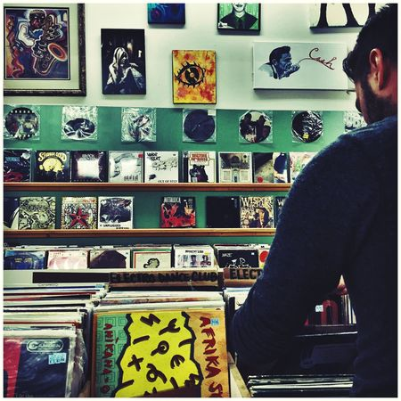 Vinyl Record Collection Local Music Stroudsburg Music
