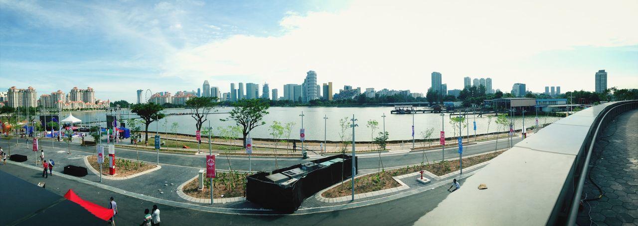 Stadiumroar Riversidewaterfront Singapore Sportshubsg
