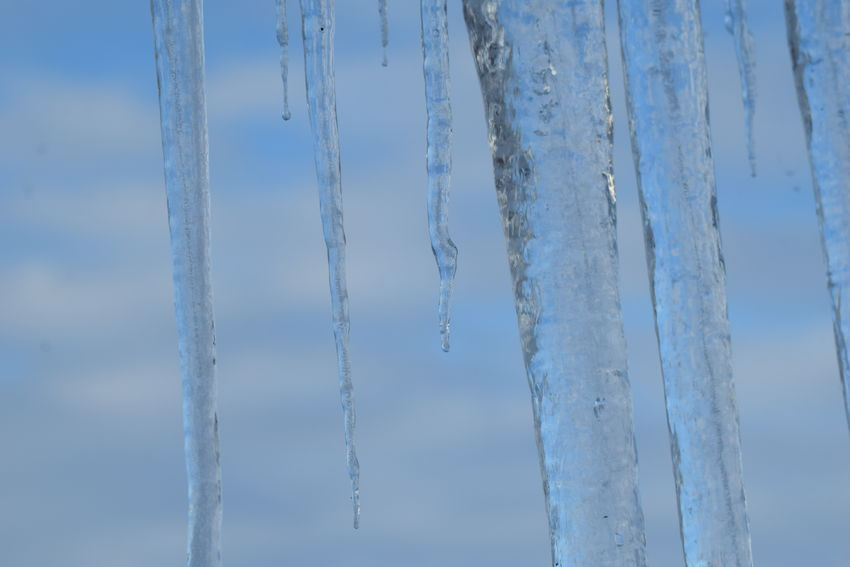 Icicles Cold Cold Temperature Greenland Ice Icetap Icetaps No People Snow Tasiilaq Window View Winter Popular