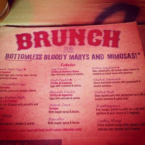 I approve. SundayFunday Mimosa Bottomless Booze brunch littlehavana bmore