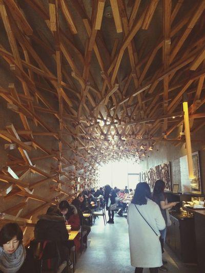 Starbucks Japan Cafe Time