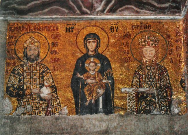 Male Likeness Human Representation Religion Close-up No People Outdoors Day Hristiyan Church Ayasofya (Hagia Sophia) Hagiasophia  Noperson Art Photography Sunset_collection Hzisa Churches Church!  Region Hagia Sophia Hagiasophia  Hagiasophiamuseum Hagiasophia  Mosque Church Tower
