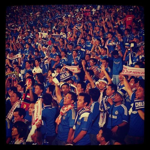 ThisIsCISC Chelsea Asiatour INDONESIA cisc awesome