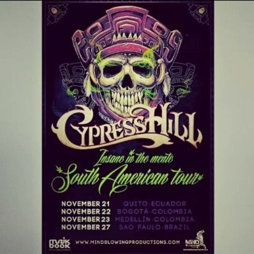 Cypresshill Cypresshill4life