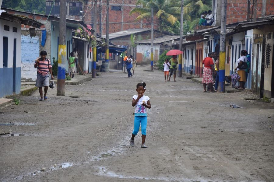 Child Childhood Choco Colombia Colombia ♥  Colombian  Girl Latin America Mud Muddy Street Nuquí People Poor And Rich South America Street Street Photography Streetphotography Travel Travel Photography The Street Photographer - 2017 EyeEm Awards