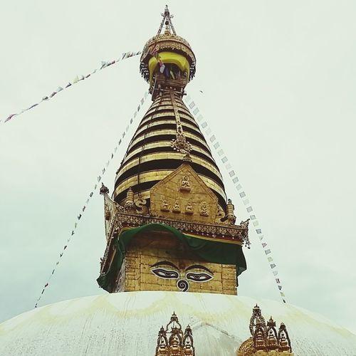 Swoyambhu Buddha Temple WorldHeritageList Kathmandu Valley Nepal Peace ✌ Beauty