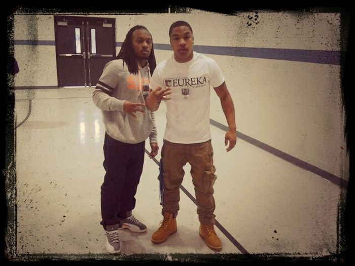 Me and bro tra